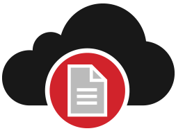Cloud doc icon